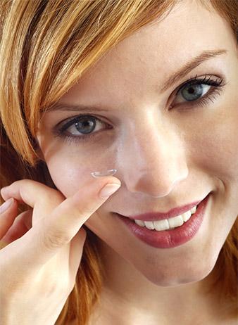 Kontaktlinsen beim Müritzoptiker